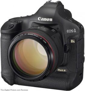 Canon-EF-85mm-f-1.2-L-II-USM-Lens-On-1Ds-III