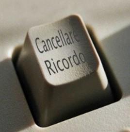 cancellare_ricordo